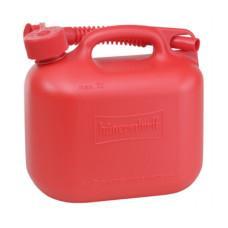 Пластиковая канистра для топлива Hunersdorff 5 л.