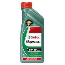 Синтетическое моторное масло Magnatec 5W-40 A3/B4 New 1 л.