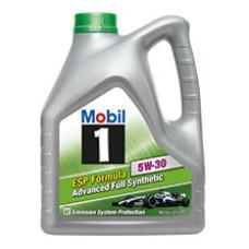 Синтетическое моторное масло Mobil 1 ESP Formula 5W-30 4л