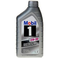 Синтетическое моторное масло Mobil 1 5W-30 1л