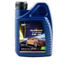 Синтетическое моторное масло VATOIL SYNGOLD LL-III PLUS 5W30  1Л