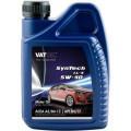 Синтетическое моторное масло VATOIL SYNTECH LL-X 5W40  1Л.