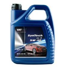 Синтетическое моторное масло VATOIL SYNTECH LL-X 5W40  5Л