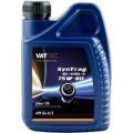 Трансмиссионное масло VATOIL SYNTRAG GL-4/GL-5 75W-80 1л