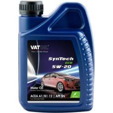 Синтетическое моторное масло VATOIL SYNTECH ECO 5W-20  1л