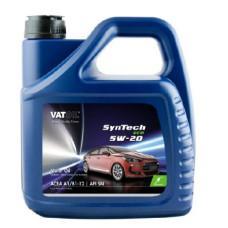 Синтетическое моторное масло VATOIL SYNTECH ECO 5W-20  4л
